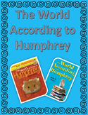 The World According to Humphrey Literature Unit