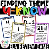 Theme U-Know (Played like UNO)