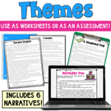 Theme Worksheets