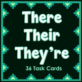 There, Their & They're Task Cards (36)