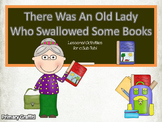 There Was An Old Lady Who Swallowed Books {Sub Tub}