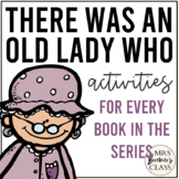 There Was an Old Lady Who Swallowed