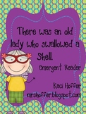 There was an Old Lady Who Swallowed a Shell Emergent Reader
