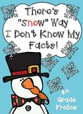 """There's """"Snow"""" Way I Don't Know my Facts!"""