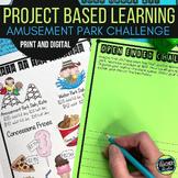 Thinker Tasks:  Amusement Park Math Project Grades 2-4