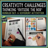 Thinking Outside the Box:  Exercising Creative Minds Bundled Set
