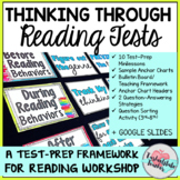 Thinking Through Reading Tests: Grades 3-8: Bulletin Board