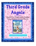 Third Grade Angels Close Reading Comprehension Packet