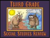 Third Grade Social Studies Review (PowerPoint)