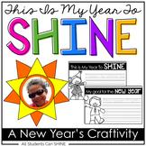 New Years 2015 Craftivity