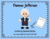 Thomas Jefferson Unit - Social Studies