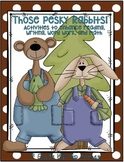 Those Pesky Rabbits...Craft and Activities! (Friendship)