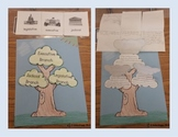 Three Branches of Government Tree Craft Activity + Flipbook