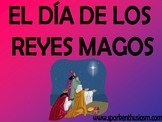 Three Kings (Los Reyes Magos) Power Point (24 slides) in Spanish