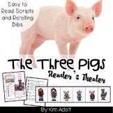 Three Pigs Reader's Theater