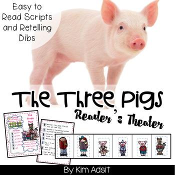 Readers Theater: Three Pigs