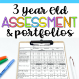 Three Year Old Assessment