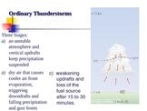 Thunderstorm & Tornado Presentation (weather supercell)