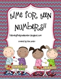 Time for Teen Numbers
