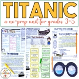 Titanic Unit Activity Packet