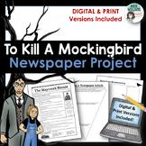 To Kill A Mockingbird - Newspaper Final Project