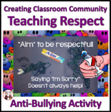 Back to School Classroom Management Activity