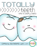 Totally Teeth {Math and Literacy Centers}