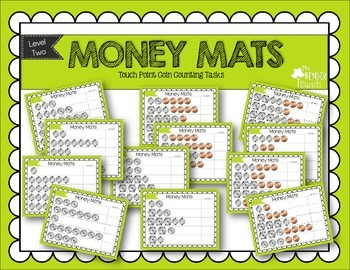 Touch Point Money Mats {Level 2}