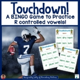Touchdown R Controlled Vowels