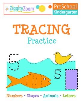 Tracing Practice Printables