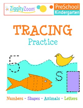 Tracing Practice Printables