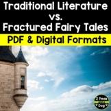 Traditional Literature versus Fractured Fairy Tales Book Report