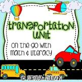 Transportation Unit: On The Go