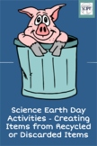 Trash To Treasure - Creating Classroom Items from Recycled Stuff
