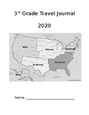Travel Journal to Teach Geography - Regions of the United States
