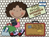 Travel Through Possessive Nouns Task Card Deck