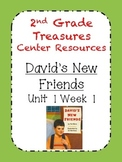 Treasures David's New Friends Center Resources