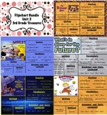 Treasures Reading 3rd Grade Unit 2 Flipcharts Bundle