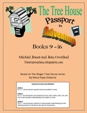 Tree House Passport [Books 9-16](inspired by Magic Tree Ho