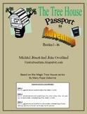 Tree House Passport to Adventure (inspired by Magic Tree H
