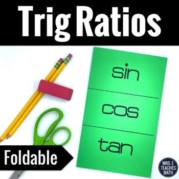 trig-ratio-foldable