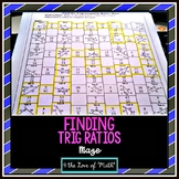 Trigonometric Ratios (Right Triangles): Maze