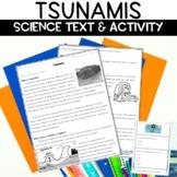 Tsunami Non-fiction News Article and Worksheet