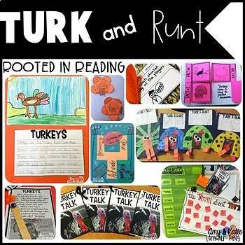 Turk and Runt (read aloud lessons and activities)