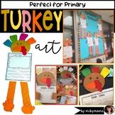 Turkey Craftivity { Thanksgiving Craft and Writing }