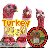 Thanksgiving: Turkey Glyph - Seasonal Activity!