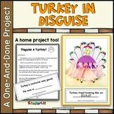 Turkey In Disguise - Based on Turkey Trouble