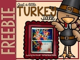 Turkey Talk Writing Craftivity