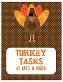 Turkey Tasks