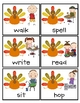Turkey Time Math & Literacy Centers